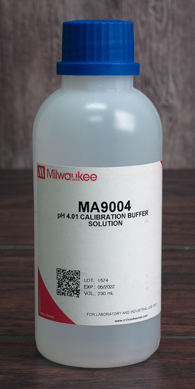 4.01 Ph Calibration Solution