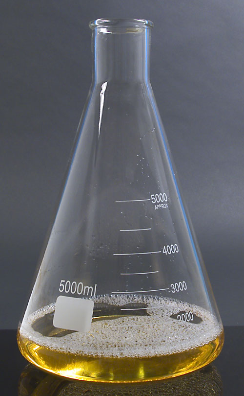 5000 ml Yeast Bottle