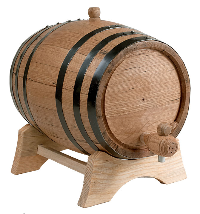 10 Liter American Oak Barrel