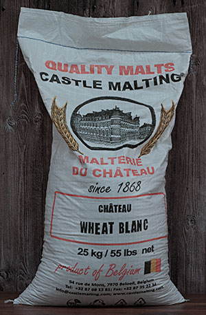 55 Lbs. Castle Wheat Blanc  (Actual Cost Shipping Item)