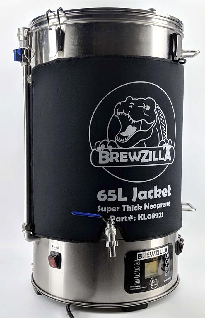 Brewzilla 65 Liter Jacket