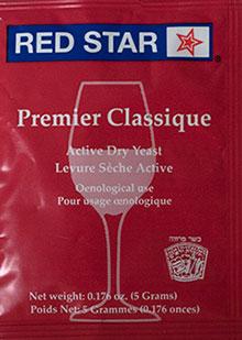 Premier Classique (Formerly Montrachet )Yeast