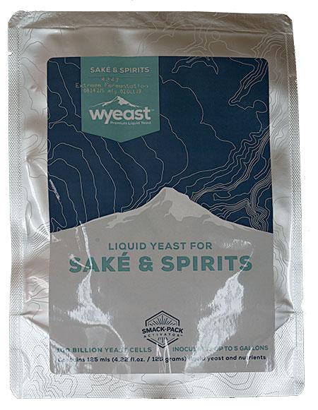 Wyeast 4347 Extreme Fermentation