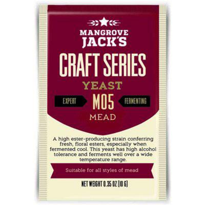 Mangrove Jack's M05 Mead Yeast