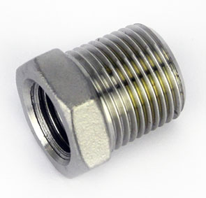 3/8 to 1/2 BSP Thread Reducing Bush