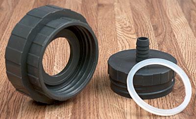 Fastferment™ 14 Gallon Mason Jar Adapter