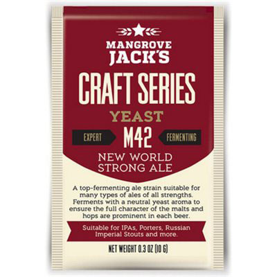 Mangrove Jack's M42 Strong Ale