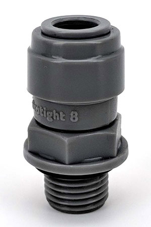 "Duotight 8mm ¼"" NPT Adapter"