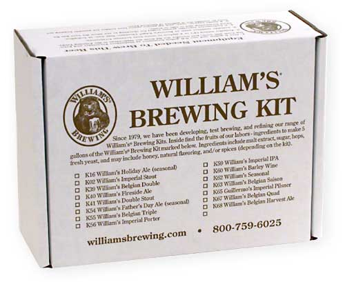 Belgian Double Home Brewing Beer Kit
