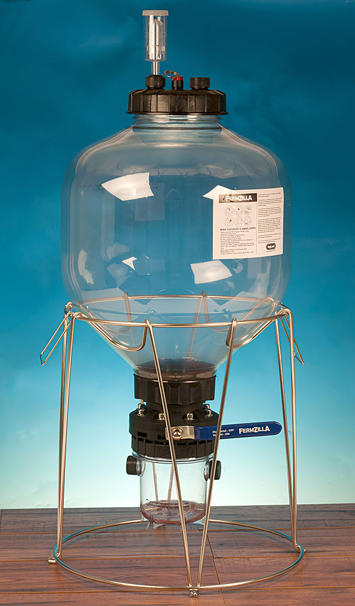 FermZilla 27 Liter Conical Fermenter