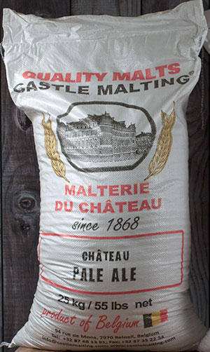 55 Lbs. Belgian Pale Ale (Actual Cost Shipping Item)