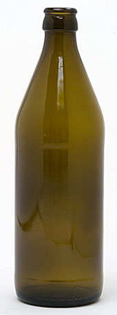 16 Oz  Heavy Glass  Bottles-Case Of 12 (Actual Cost Shipping Item)