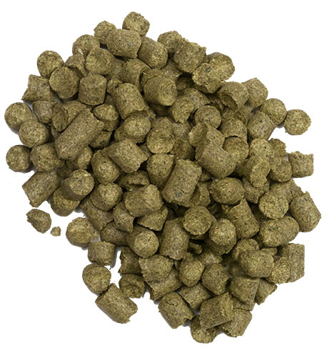 6 Oz German Hallertau Mittelfrueh Pellets