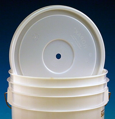 "Lid With 11/16"" Hole"