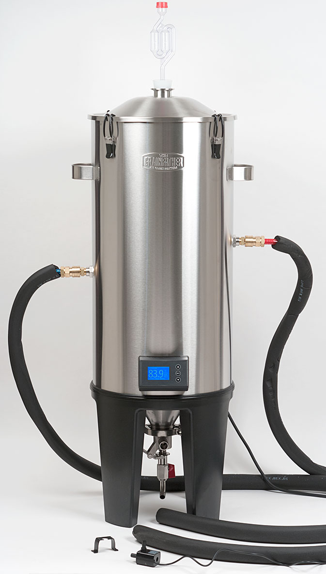 Grainfather Conical Cooling Edition