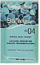 Safale S04 Dry Ale Yeast