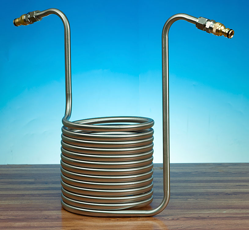 Kegland Stainless Cooling Coil