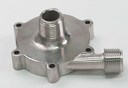 Stainless Pump Head For 65 Watt  Mark II Wort Pump