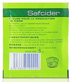 Fermentis Dry Safcider Yeast