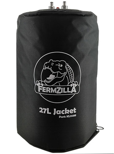 FermZilla 27 Liter Insulated Jacket